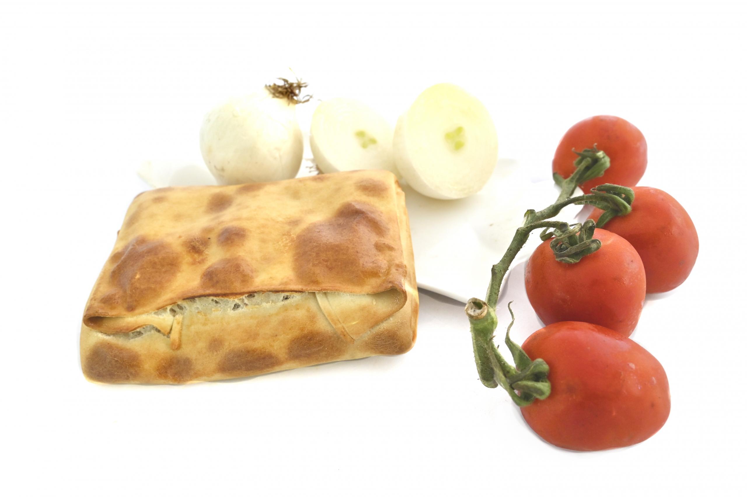 scacce cipolla e pomodoro