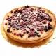 torta crema e frutti di bosco