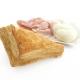 sfoglie spalla e formaggio