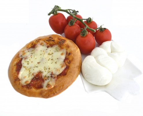 pizzette prosciutto e formaggio