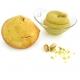 panzerotti crema pistacchio